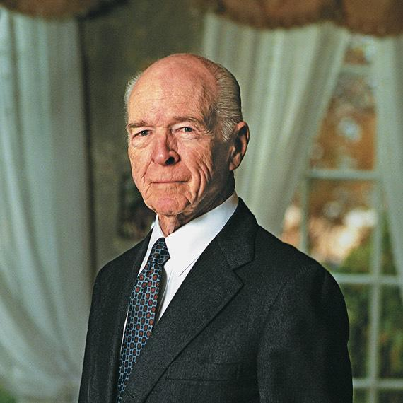 Henry Hillman, industrialist and philanthropist, passed away on Friday at age 98. | Courtesy of HenryLHillman.com