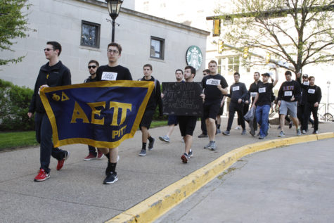 AEPi holds Holocaust remembrance for 24 hours