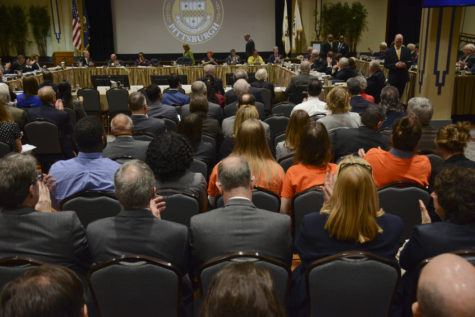 Pitt Board of Trustees approves funding for renovations