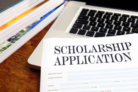 Financial Friday: Scholarship Hunting:  A Continuous Process for Any Student