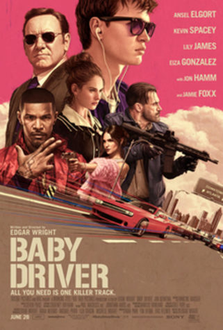 "Songs over storyline: music fuels Edgar Wright's ""Baby Driver"""