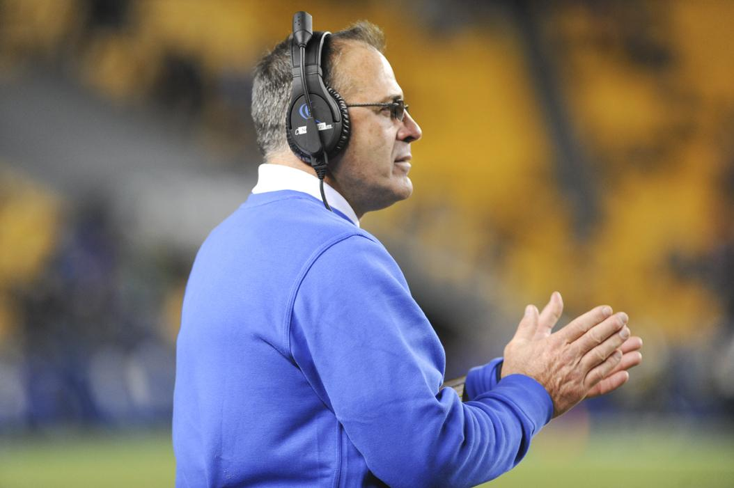 Head Coach Pat Narduzzi enters his third season hoping to take the next step and reach the ACC Championship Game. Jordan Mondell | Contributing Editor