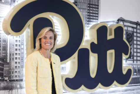 Lyke a pro: Pitt's newest AD brings experience and enthusiasm