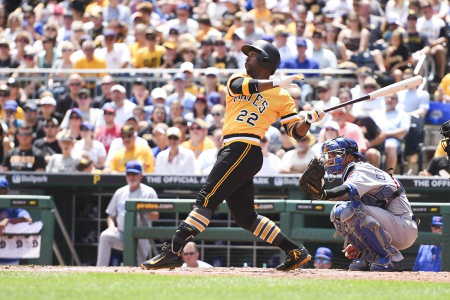 Andrew+McCutchen%2C+once+one+of+the+MLB%27s+best+players%2C+is+hitting+just+.212+this+year%2C+well+below+his+career+average+of+.290.+Matt+Hawley+%7C+Staff+Photographer