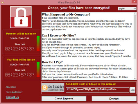 Editorial: Ransomware infects thousands using government tools