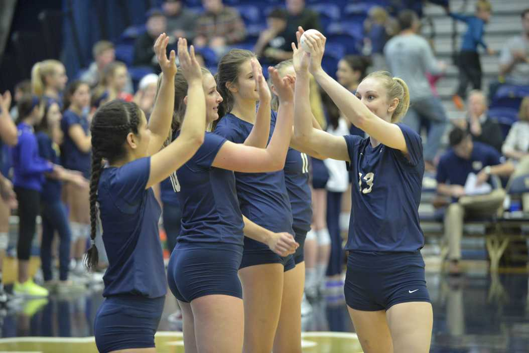 The Pitt women's volleyball team is looking to return to the NCAA Tournament after qualifying for the first time since 2004 last season. (TPN File Photo)