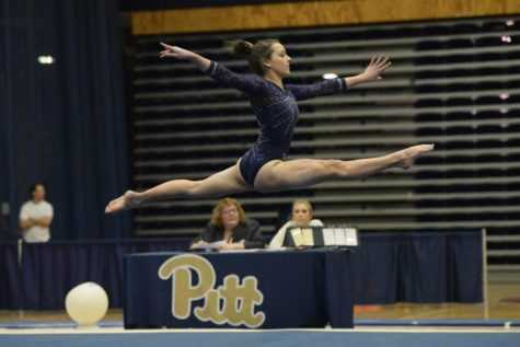Pitt gymnastics coach Debbie Yohman retires after 31 years