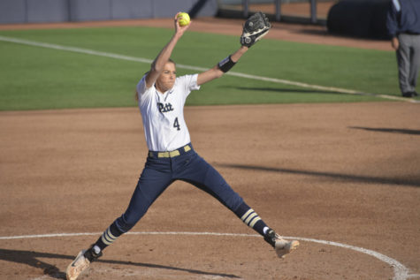 Pitt softball stumbles against Georgia Tech