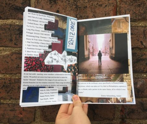 Multimedia zine cultivates creativity on campus