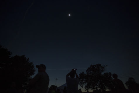 Totality in Tennessee: Pitt scientists witness, document historic eclipse
