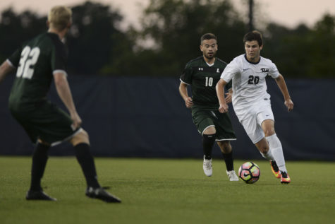 More of the same: Men's soccer falls to 0-2