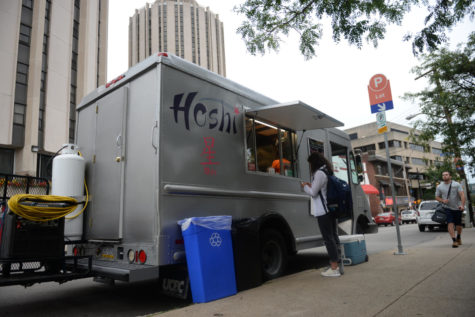Pitt grads create food truck tracker