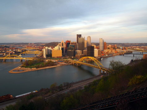 Blue collar to green collar: Pittsburgh's sustainable future