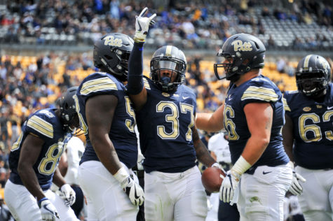 Pitt fries Rice, 42-10, snaps losing streak