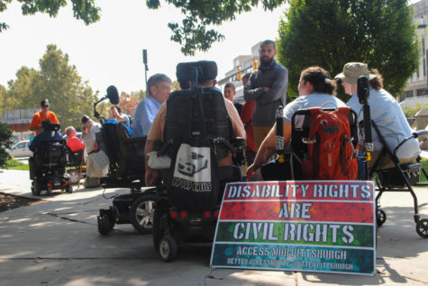 Individuals rally to improve accessibility