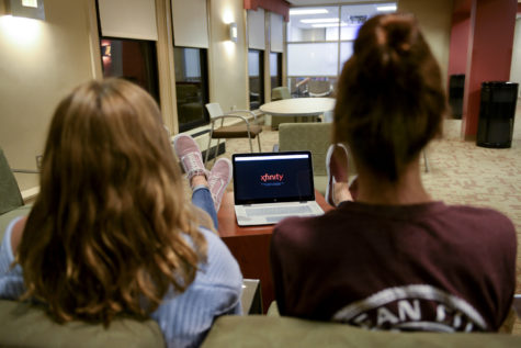 Students receive access to stream portable cable television