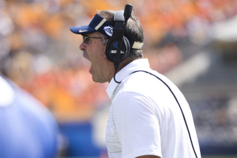 Quarterback remains questionable following Narduzzi's press conference
