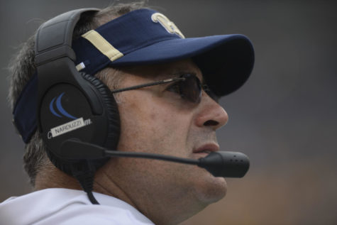 Pat Narduzzi's football radio show review