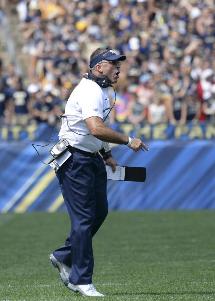 Narduzzi announced a media blackout ahead of the Saturday game against the Penn State Nittany Lions. (TPN file photo)