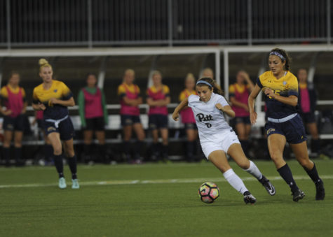Kent State Golden Flashes outplay Panthers, 1-0