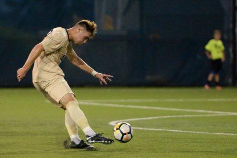 Pitt men's soccer conquers Western Pa. foe RMU, 2-1