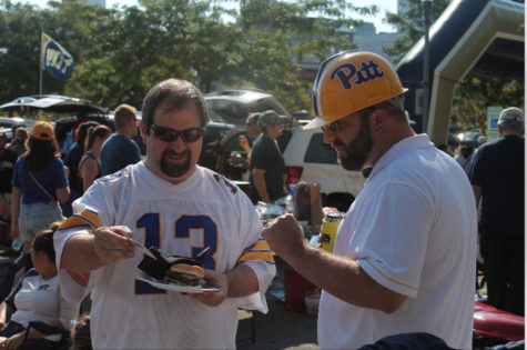 Tailgate Guys company partners with Pitt