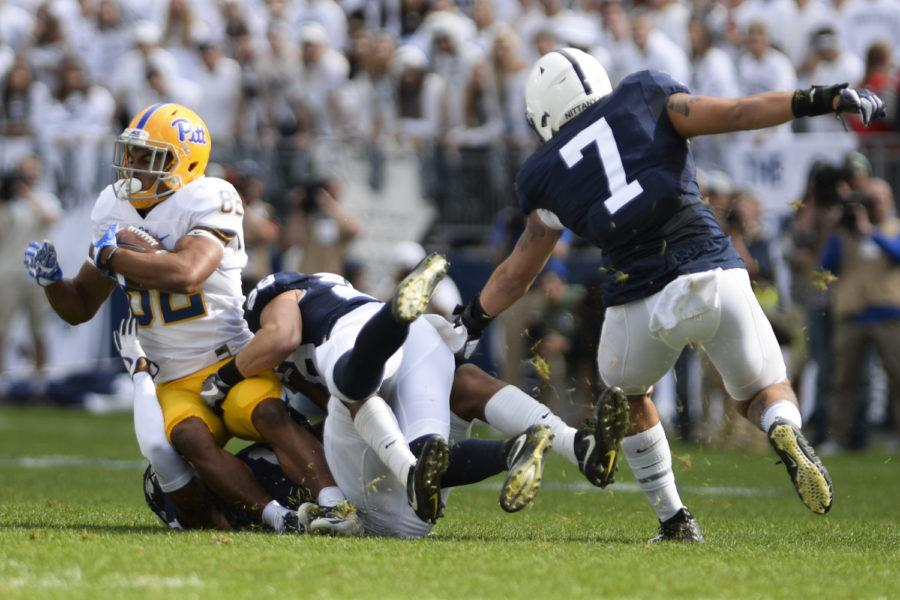 The Penn State Nittany Lions defeated the Panthers 33-14 at Beaver Stadium Saturday, Sept. 9. (Photo by Anna Bongardino / Assistant Visual Editor)