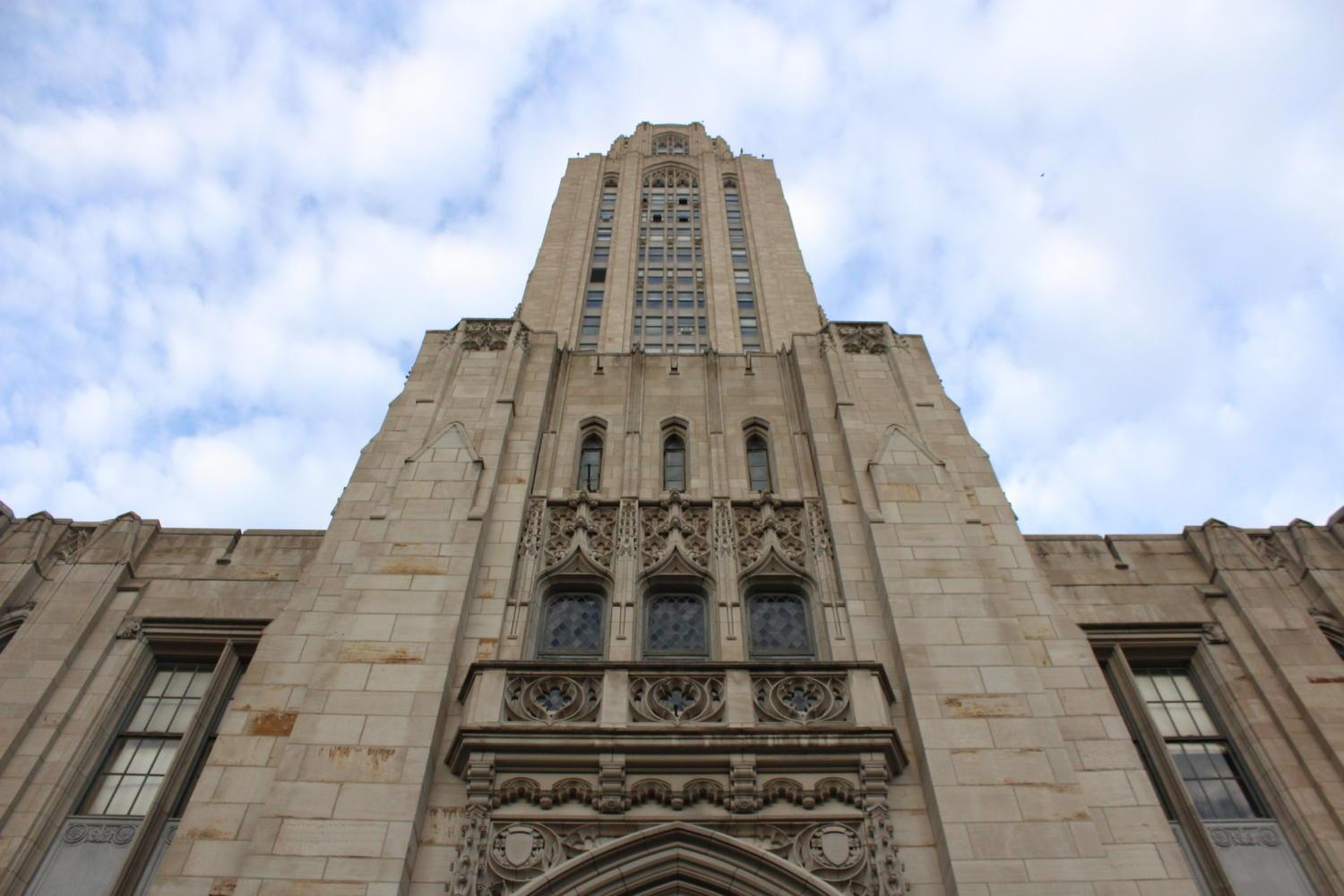 The Pennsylvania General Assembly passed an appropriation bill Wednesday to fund Pitt. (Photo by Sarah Cutshall | Staff Photographer)