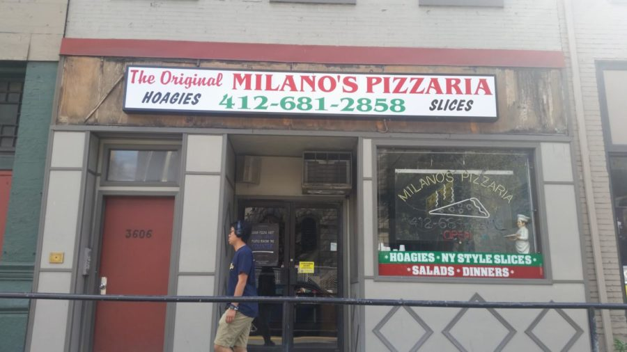 Milano's Pizzeria on Fifth Avenue received a consumer alert Friday for numerous violations. (Photo by John Hamilton / Managing Editor)