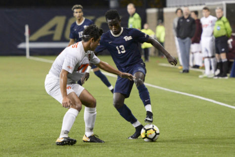 Panthers fighting Irish in first round of ACC Tournament