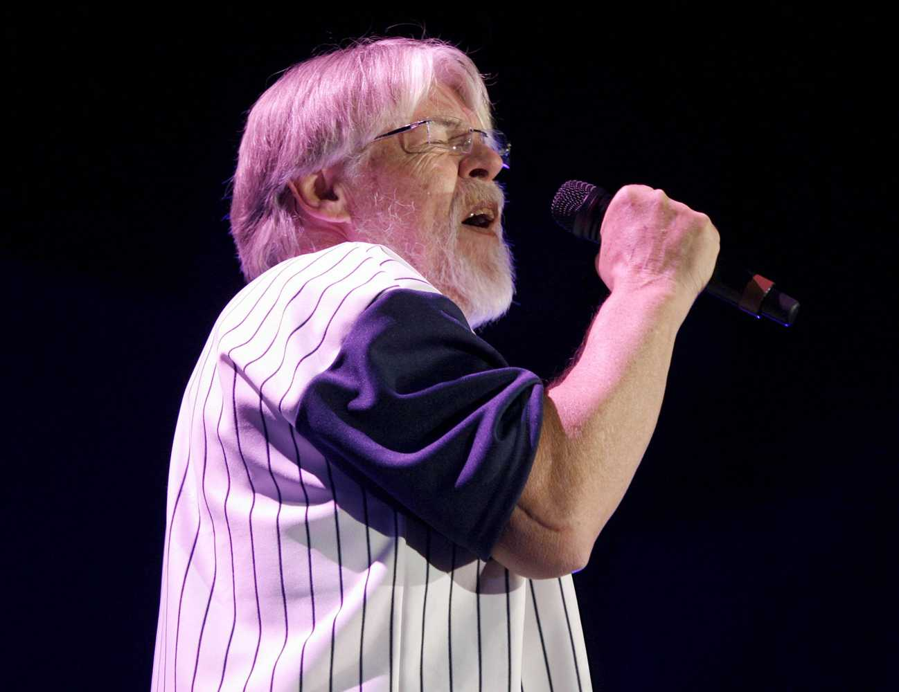 Rock music legend Bob Seger performs at the Huntington Center in Toledo, Ohio in March 2011. (Madalyn Ruggiero/Detroit Free Press/MCT)