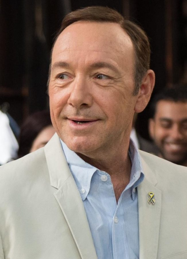 Actor Anthony Rapp accused Kevin Spacey of making a sexual advance toward him when he was 14. (Photo via Wikimedia Commons)