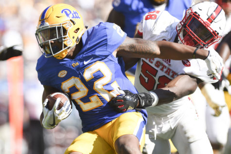 Darrin Hall adds a needed spark to Pitt offense