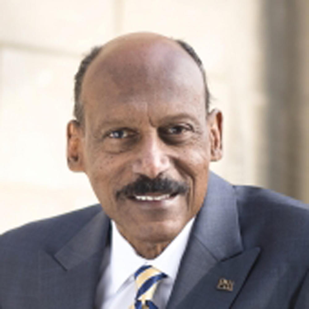 Since 2001, Larry E. Davis has helped the university's School of Social Work to be among the top 10 in the nation. (Courtesy of the University of Pittsburgh)