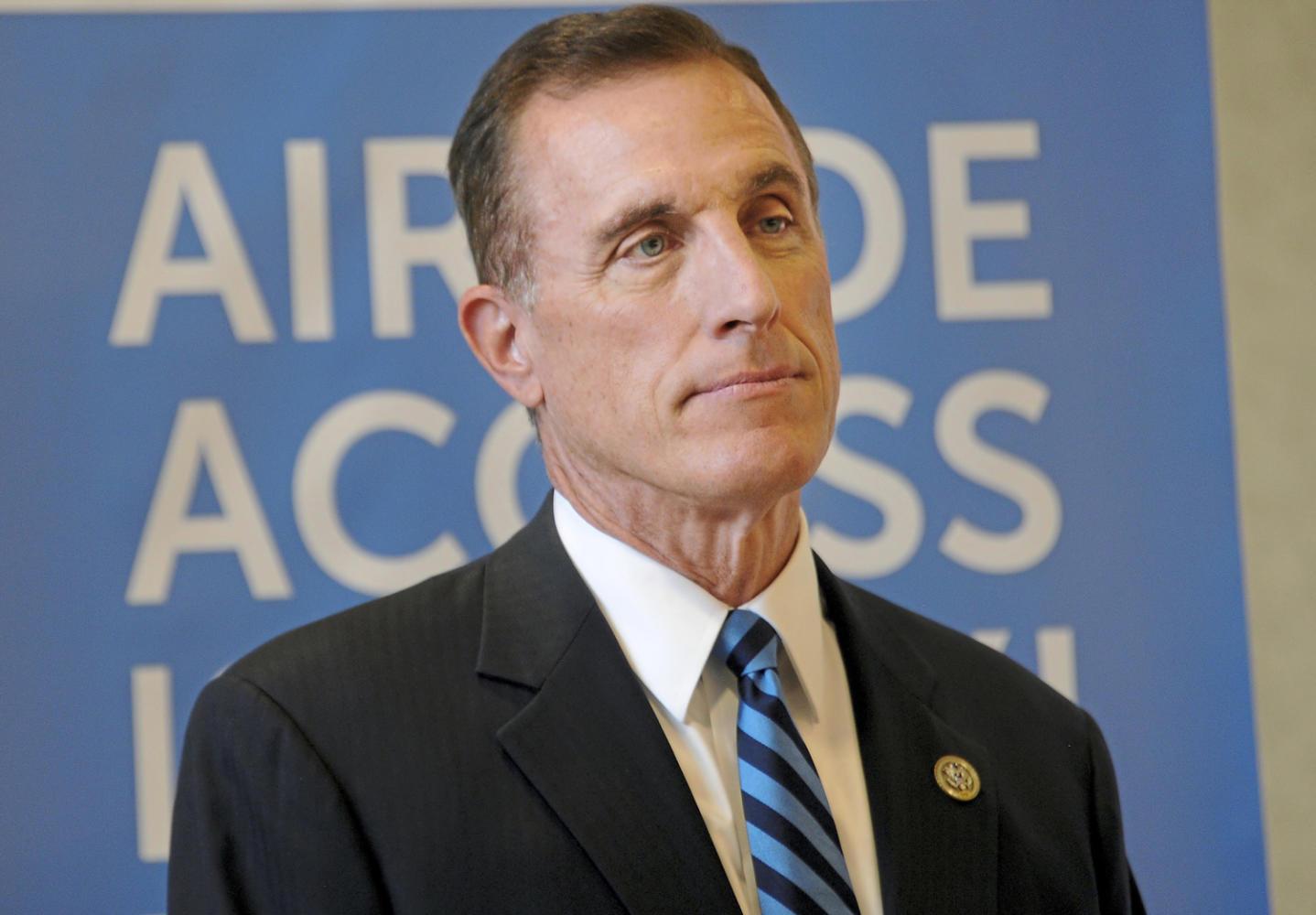 U.S. Congressman Tim Murphy in August 2017. (Nate Guidry/Pittsburgh Post-Gazette/TNS)
