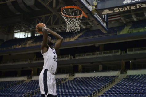 Pitt center Ilegomah may sit out this year because of NCAA rule