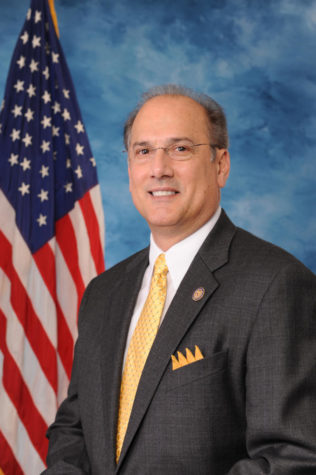 Rep. Tom Marino, R-Pa., led congressional efforts to limit the DEA's fight against drug companies that contribute to the opioid crisis. (Photo via Wikimedia Commons)