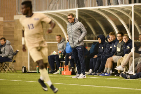 Vidovich's second season brings success to men's soccer