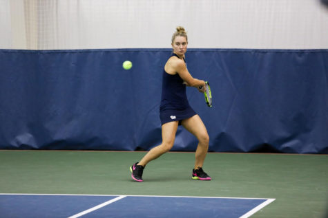 Empty-handed end for Pitt tennis at invitational