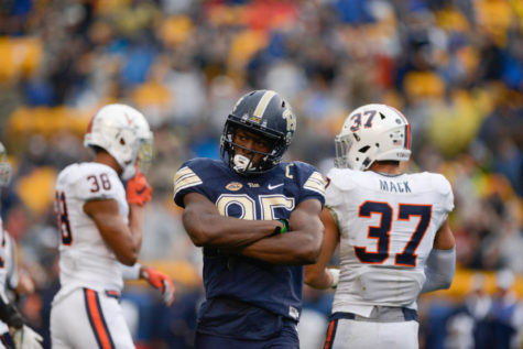 Gallery: Panthers pummel Virginia 31-14