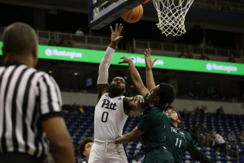 Pitt men's basketball ices Slippery Rock for 71-59 victory