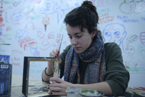 Pastels and paints: ARTificial club provides students with creative outlet