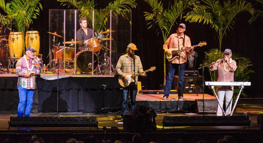 The+Beach+Boys+perform+at+the+Neal+S.+Blaisdell+Center+in+Honolulu+in+2014.+%28Photo+via+Wikimedia+Commons%2C+Peter+Chiapperino%29%0A