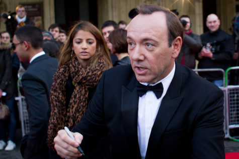 Netflix cut ties with Kevin Spacey after four men accused him of sexual assault and harassment. (Photo via Wikimedia Commons)