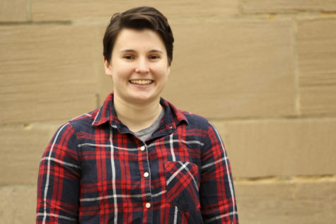 Student scores scholarship to start LGBTQ+ on campus