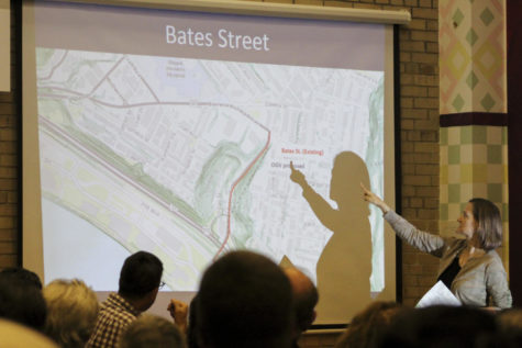 Community concerned about Bates development