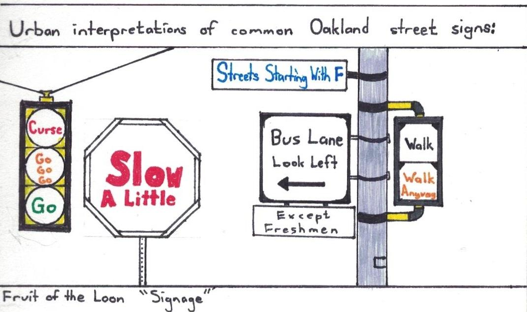 (Cartoon by Daniel Spack | Staff Cartoonist)