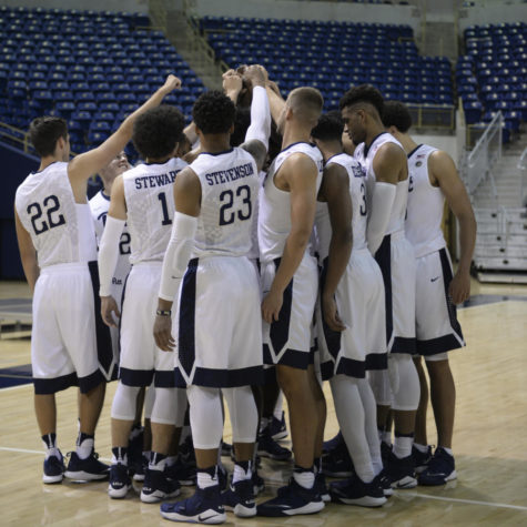 Preview: Men's basketball building from the bottom