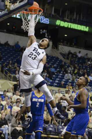 Panthers chase down Gauchos, 70-62, claim first season victory