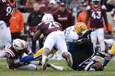 Reporter's notebook: Reflecting on Pitt's football season